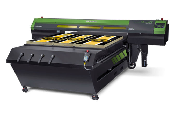 Large format printer equipment